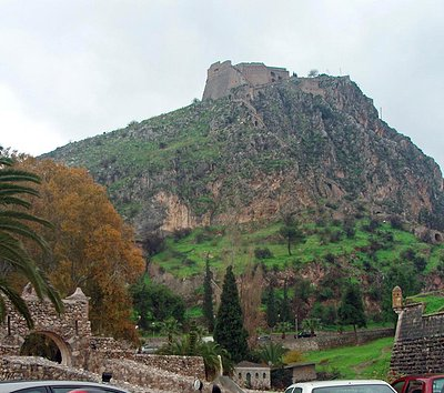 La fortaleza de Palamedes