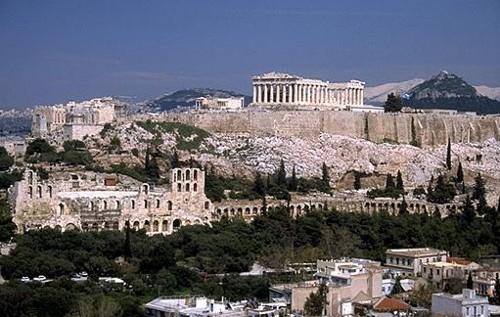 Principales ciudades turísticas de Grecia