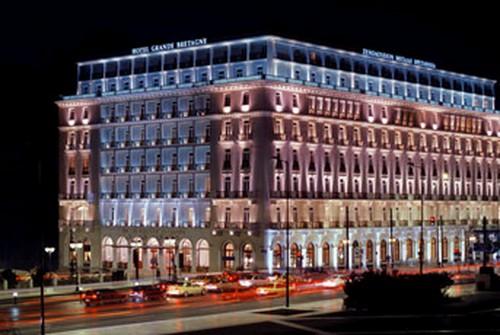 Hotel Grande Bretagne, lujo y distinción en Atenas