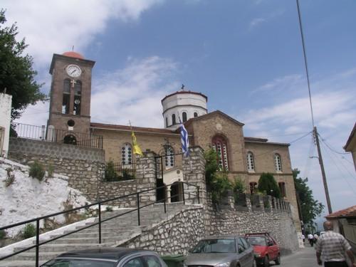 Iglesia de Kanalia