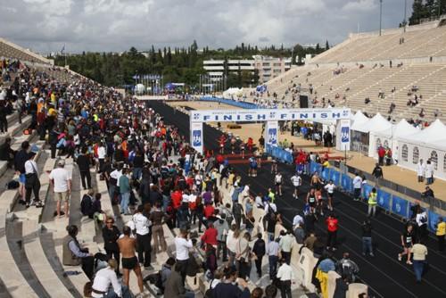 El Maratón de Atenas, un clásico