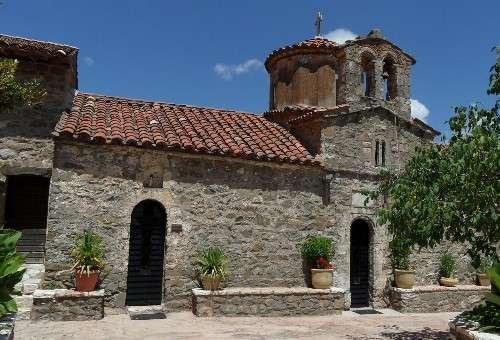Monasterio de Nea Moni Filosofou