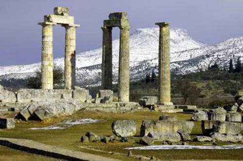 Conocer la legendaria Nemea, en Corinto