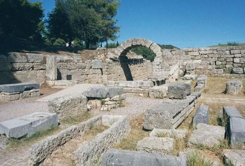 Olimpia, un sorprendente lugar sagrado