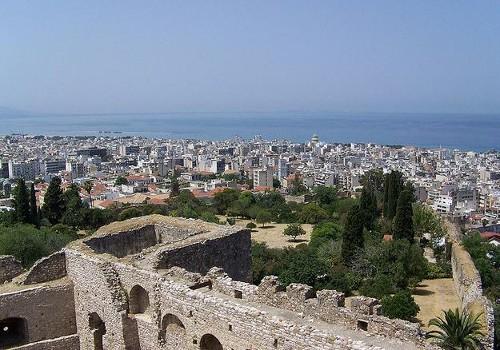 Patras Grecia