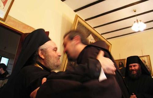 Patriarca ortodoxo griego