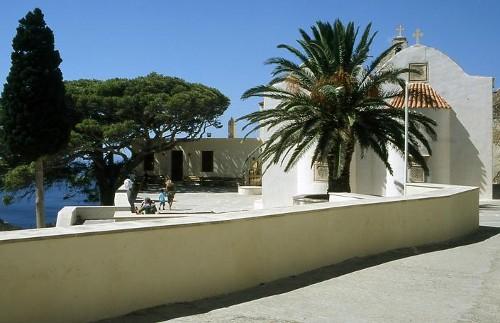 Un paseo por las inmediaciones de Rethymno, en Creta