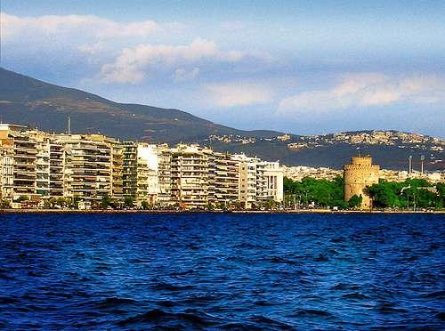 Información general sobre Salónica