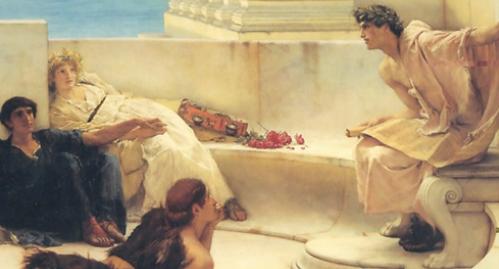 Leyendo en griego