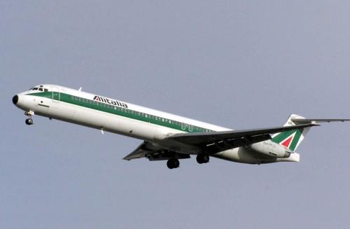 vuelos con Alitalia