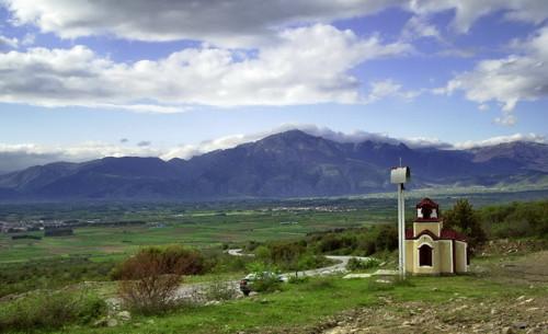El espeleoparque de Almopia, en Macedonia