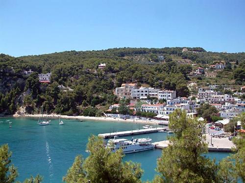 Alonissos, destino en el mar Egeo