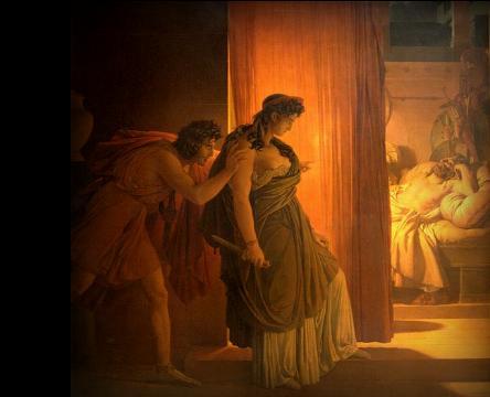 Asesinato de Agamenon