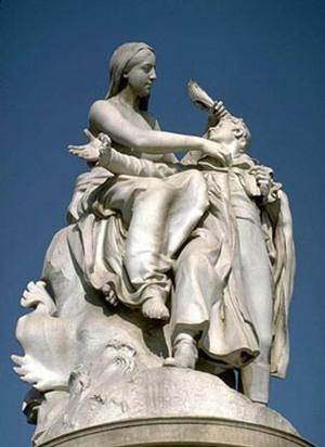 Monumento a Lord Byron, Atenas