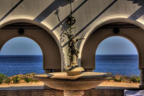 Baños Antiguos Grecia:Los Baños de Kalithea en Rodas