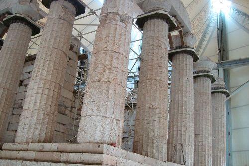 Templo de Apolo Epicuro, Bassae, Peloponeso