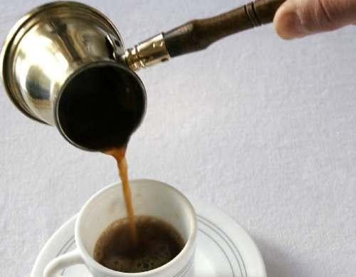 El café, una peculiaridad griega