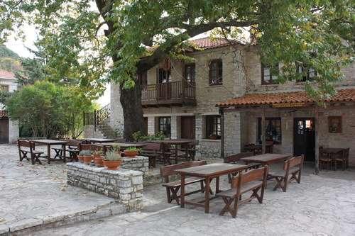 Cafe en Koryschades