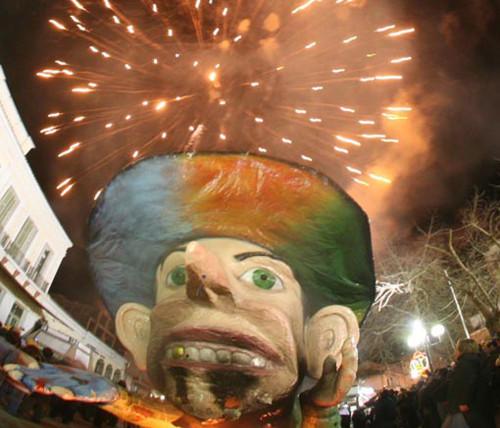 El mítico carnaval de Tyrnavos