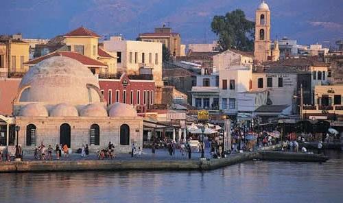 Chania, en Creta