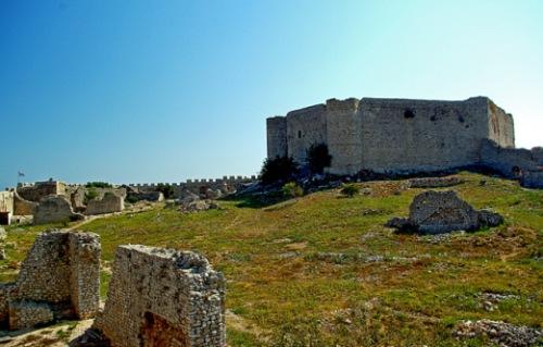 Castillo de Chlemoutsi