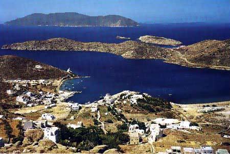 Ios, isla ciclada
