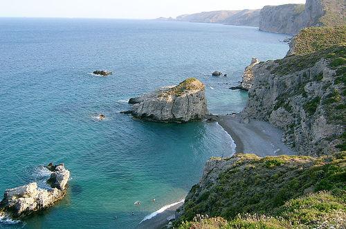 la costa de Citera