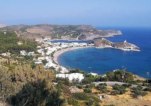 Citerea o Kithira, isla Jónica