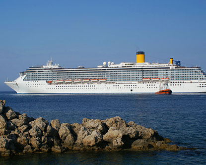 Cruceros Grecia
