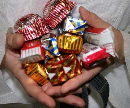 dulces griegos