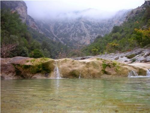 El Ecoparque Parnonas, en el Peloponeso