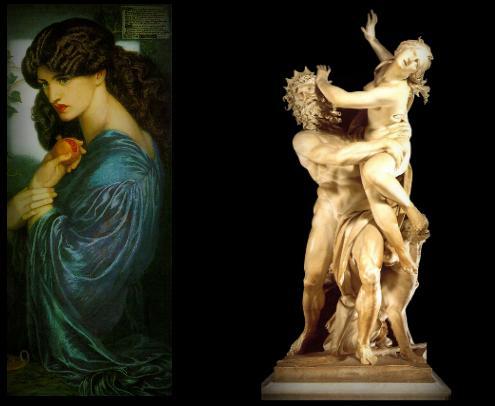 El rapto de Persefone y el mito de la primavera