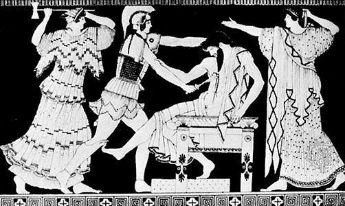 mito de Electra