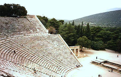 Epidauros, su Festival y su misterioso teatro