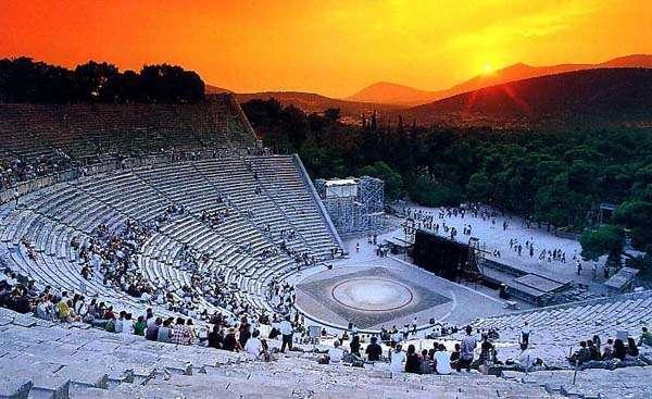 El Festival de Epidauro
