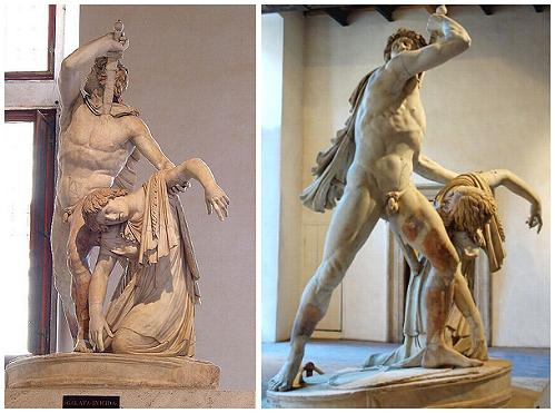 escultura helenistica