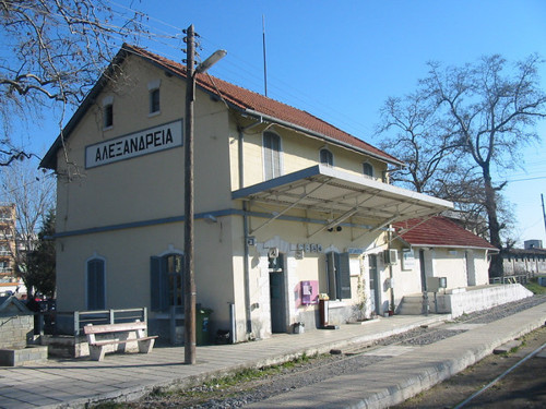 Estacion de Alexandria