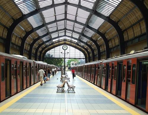Estacion de Metro de El Pireo