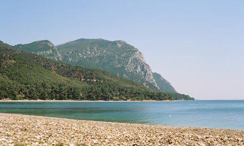 Isla de Eubea, Mar Egeo
