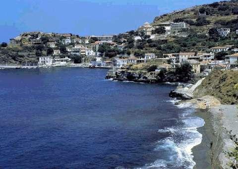 Evdilos, Icaria, Egeo oriental