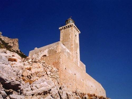 Faro de Cabo Maleas