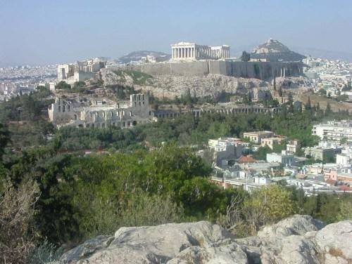 Filopapo, la colina de las Musas