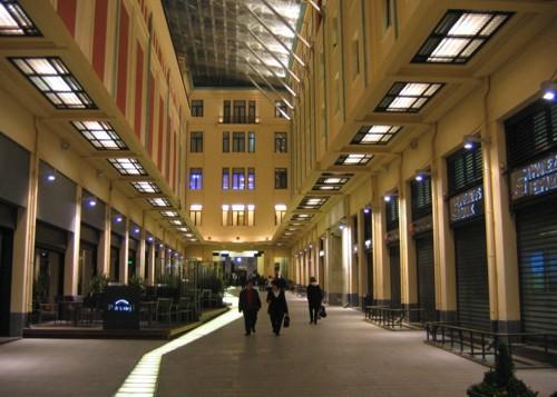 Galerías y pasajes secretos de Atenas