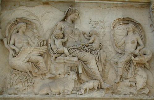 Gea, Diosa Madre griega