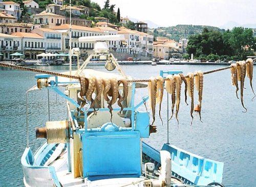 Puerto de Gitión, Peloponeso
