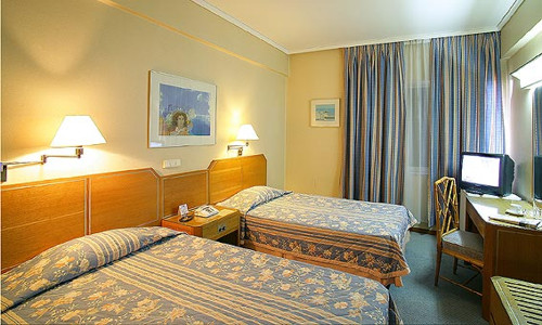 Habitacion Hotel Ionis
