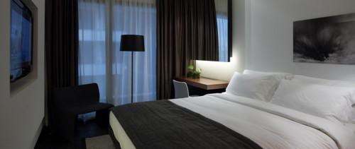 Habitacion Hotel MET