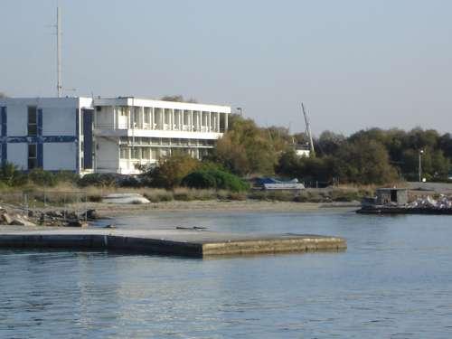 El Centro Helenico de Investigaciones Marinas, Creta