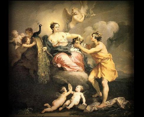 Hera la diosa ol mpica for En la mitologia griega la reina de las amazonas