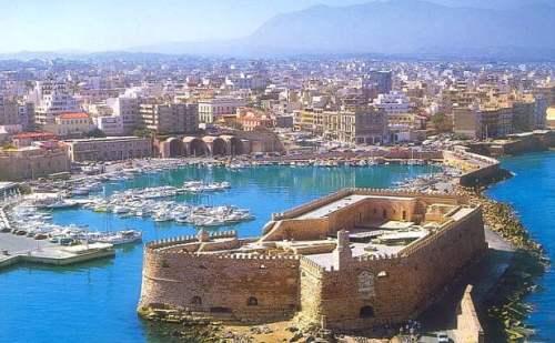 Fortaleza de Heraklion